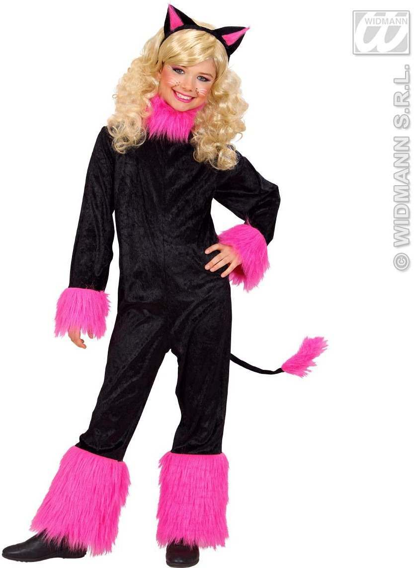 Buy Cat Girl Fancy Dress Costume Girls Largest Online