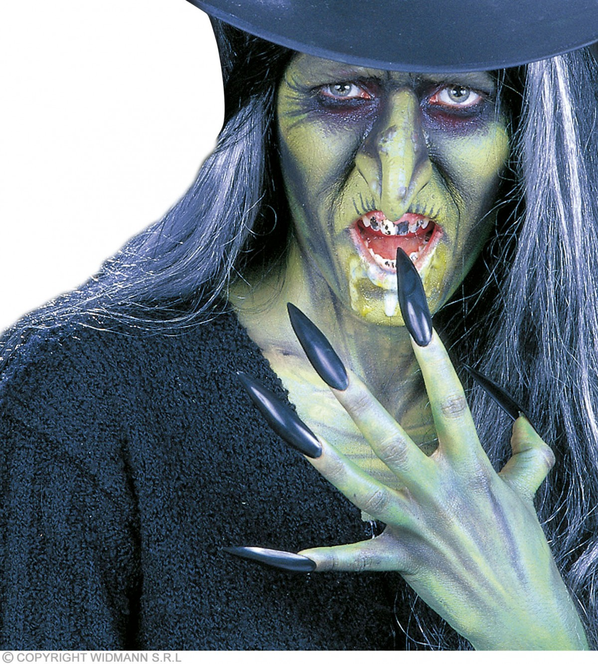 Buy Jumbo Witch Nails - Fancy Dress (Halloween) - Largest ...