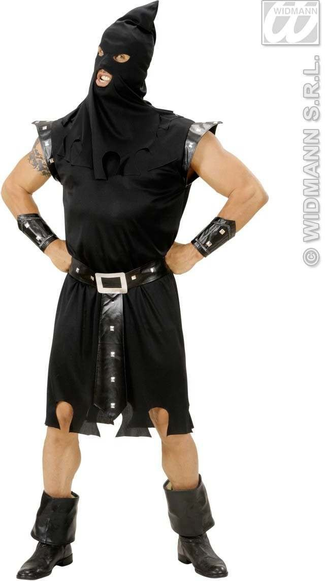 Buy Executioner Adult Fancy Dress Costume Mens Halloween