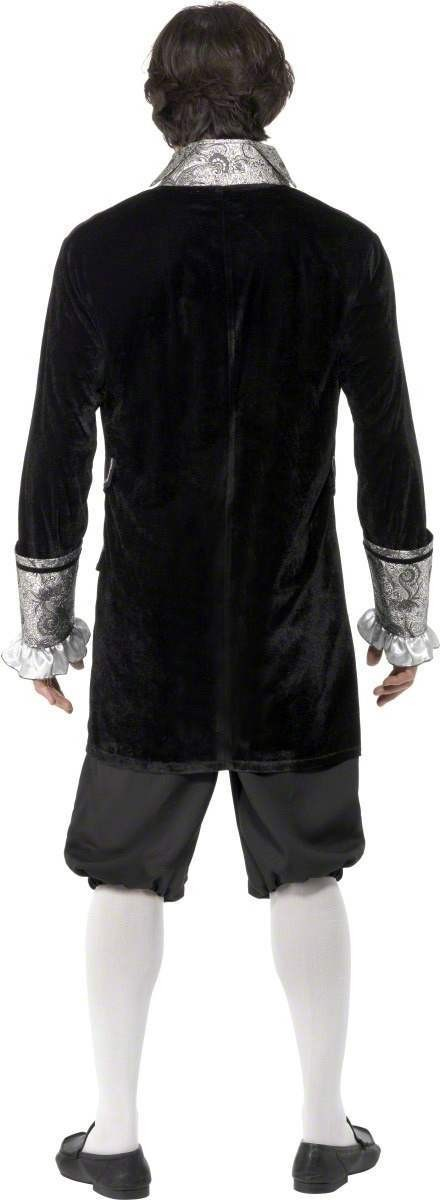 More Views. Fever Male Baroque V&ire Costume ...  sc 1 st  Fun Fancy Dress & Buy Fever Male Baroque Vampire Costume Mens Size 38-40 S (Halloween ...