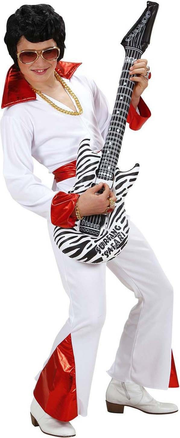 Boys King Of Rock N Roll (Jumpsuit) 1950 S Outfit - (White) d1e4c90adbbe