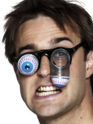 Droopy Eye Specs - Fancy Dress