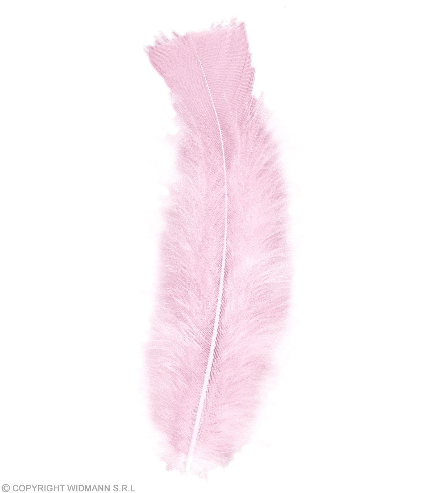 Bag Of Feathers Light Pink - Fancy Dress