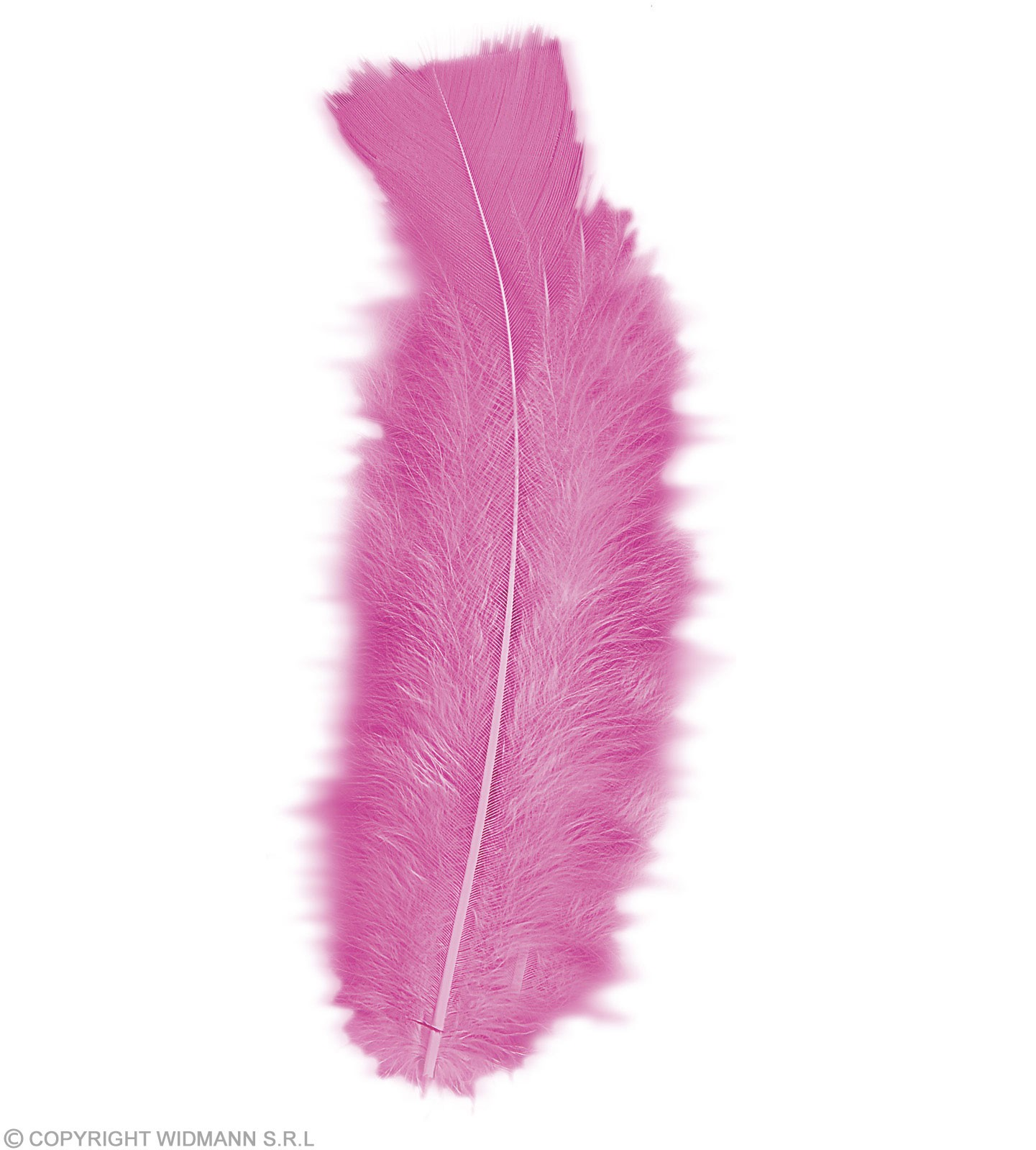 Bag Of Feathers Pink - Fancy Dress