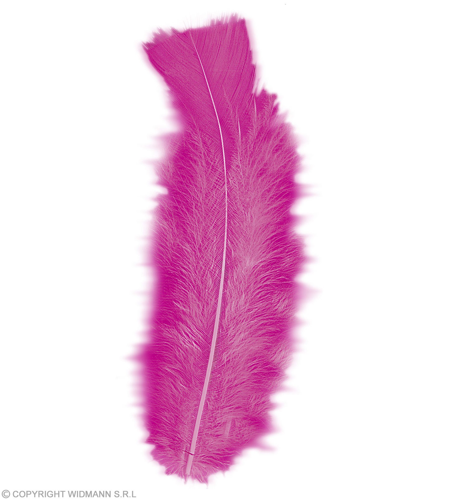 Bag Of Feathers Magenta - Fancy Dress