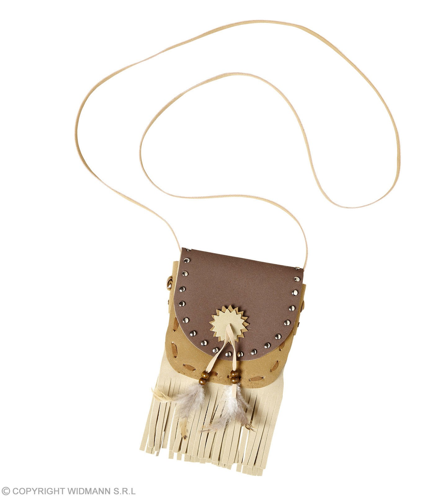 Native American Pouch/Bag Fancy Dress Accessory