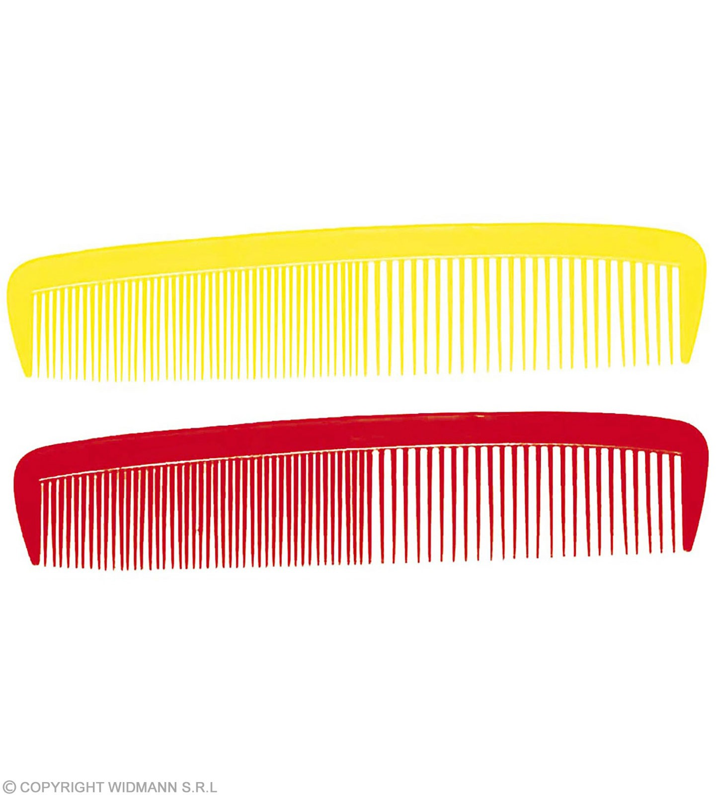 Giant Comb Plastic - Fancy Dress