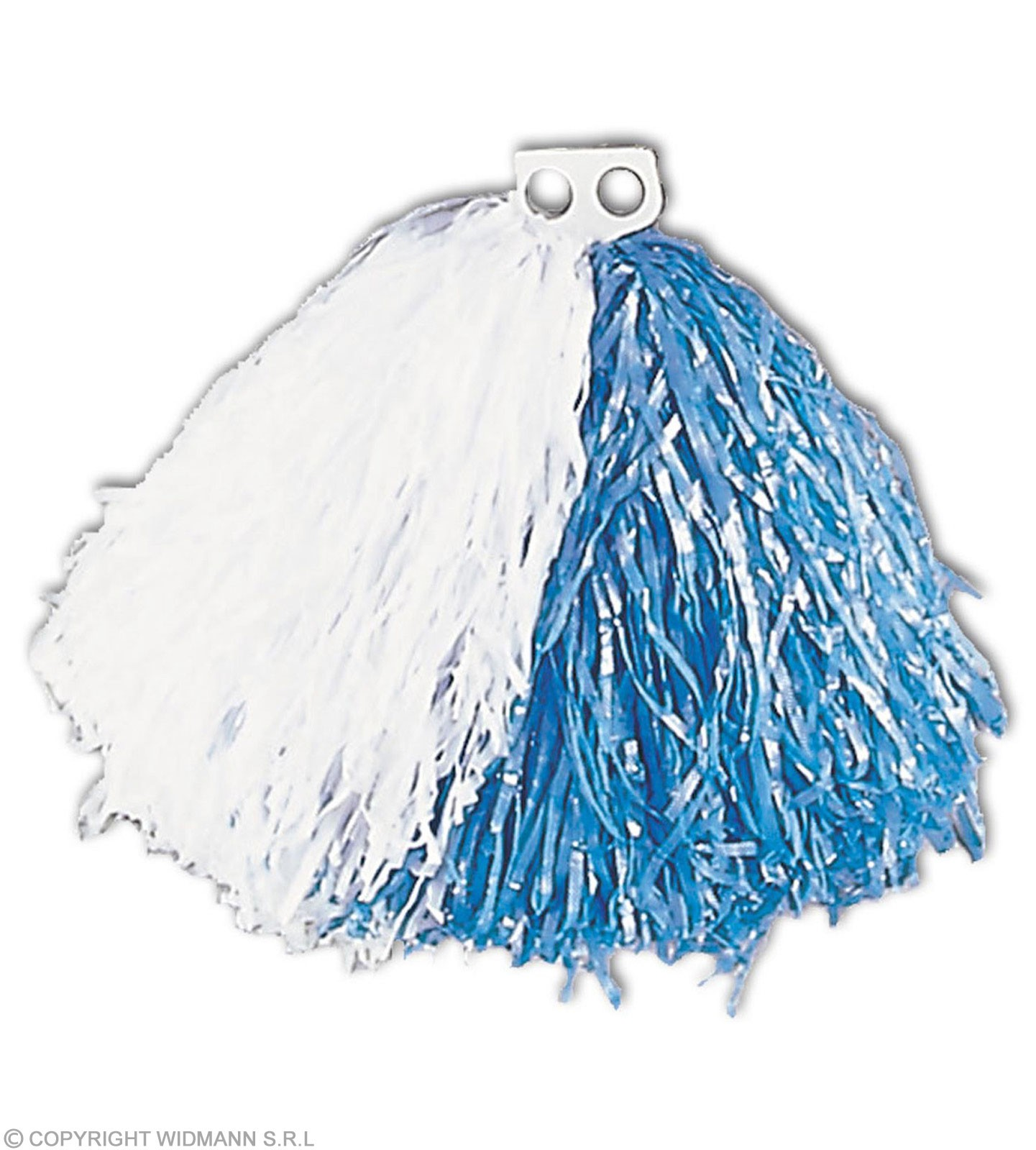 Pom Pom Blue/White - Fancy Dress