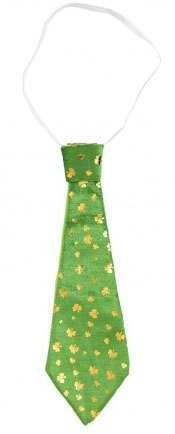 Green St. Patrick'S Day Tie