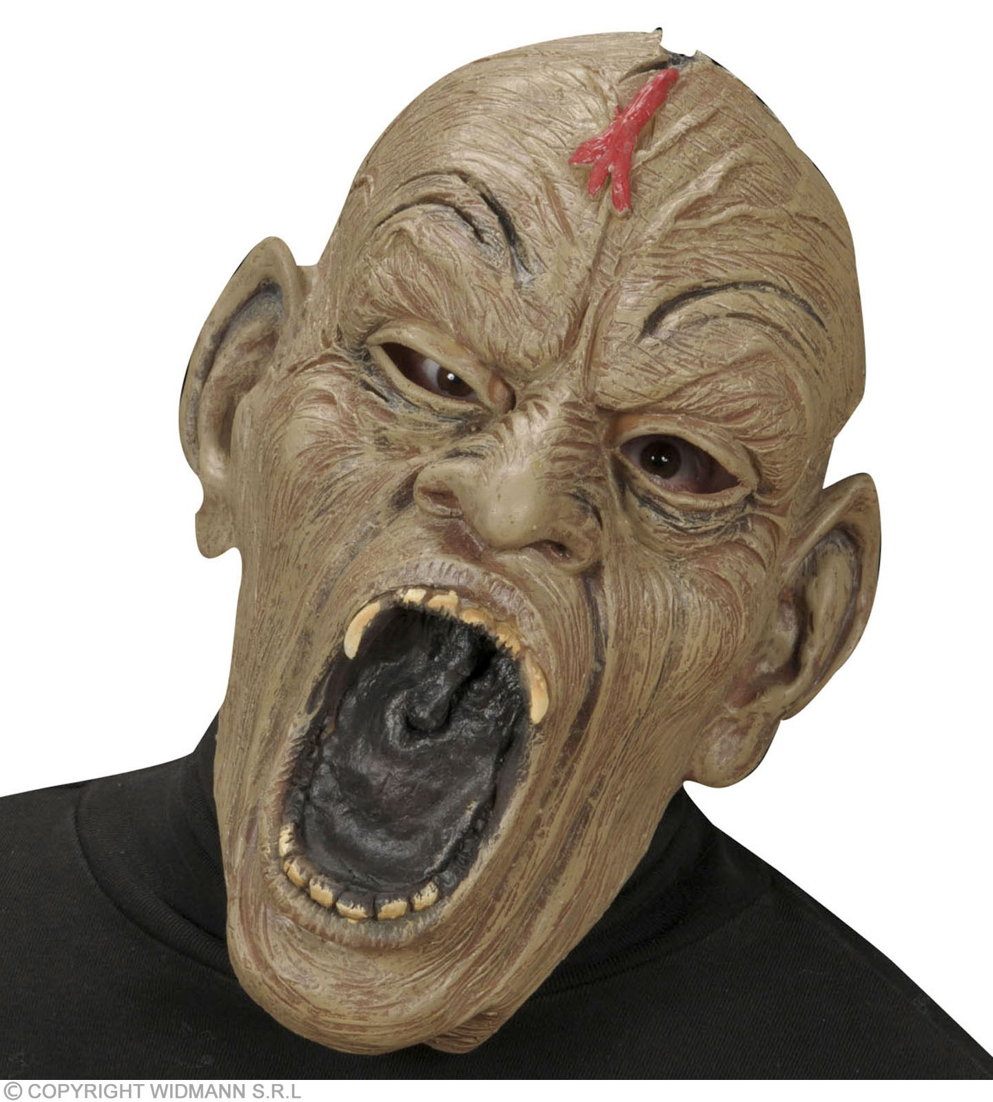 Zombie Mask - Fancy Dress (Halloween)