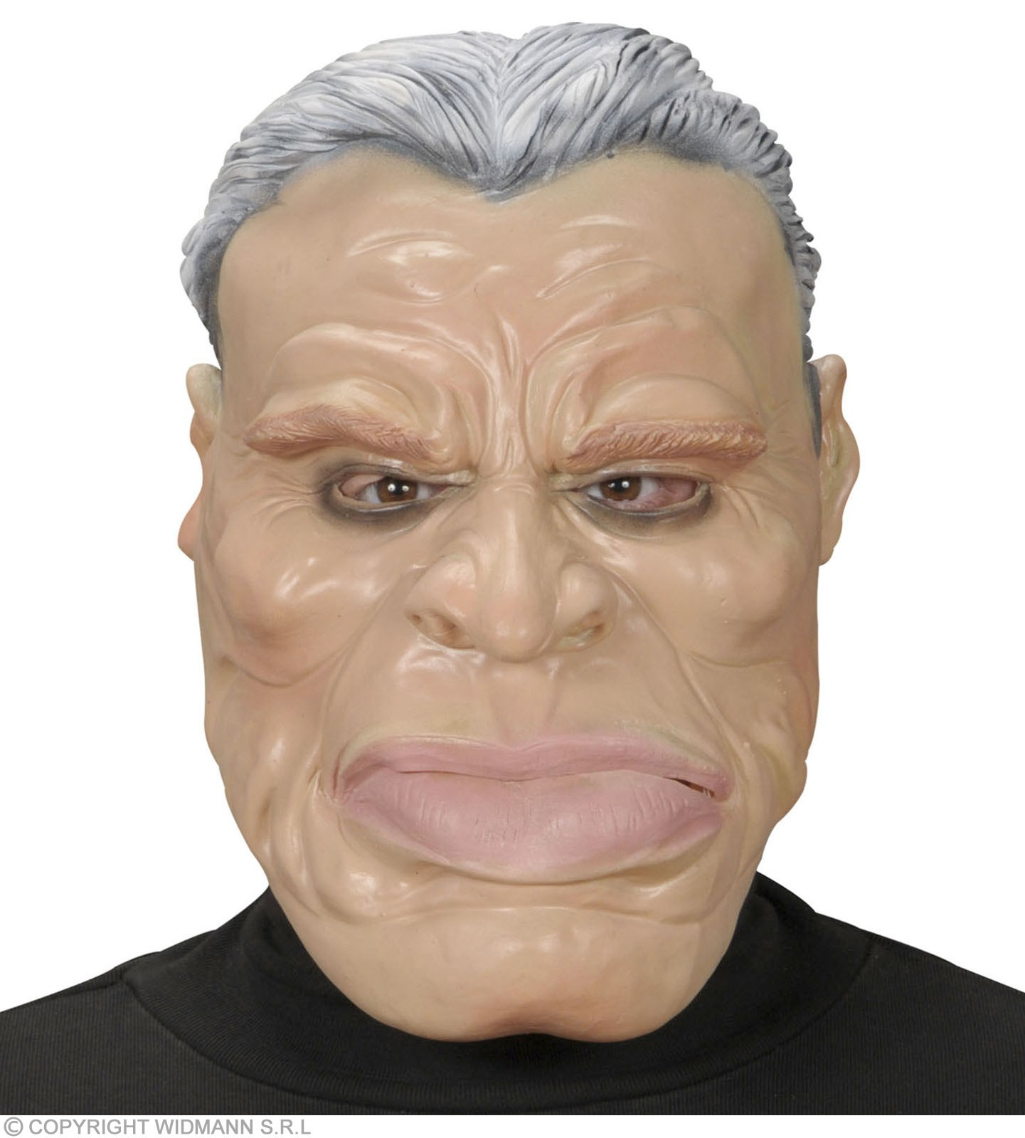 Caricature Mask - Arnold - Fancy Dress