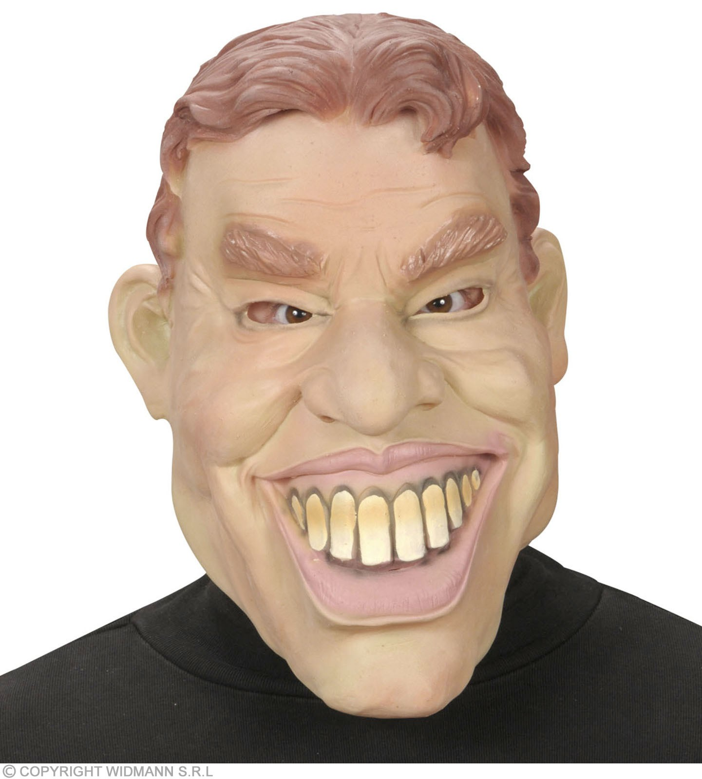 Caricature Mask - Tony - Fancy Dress