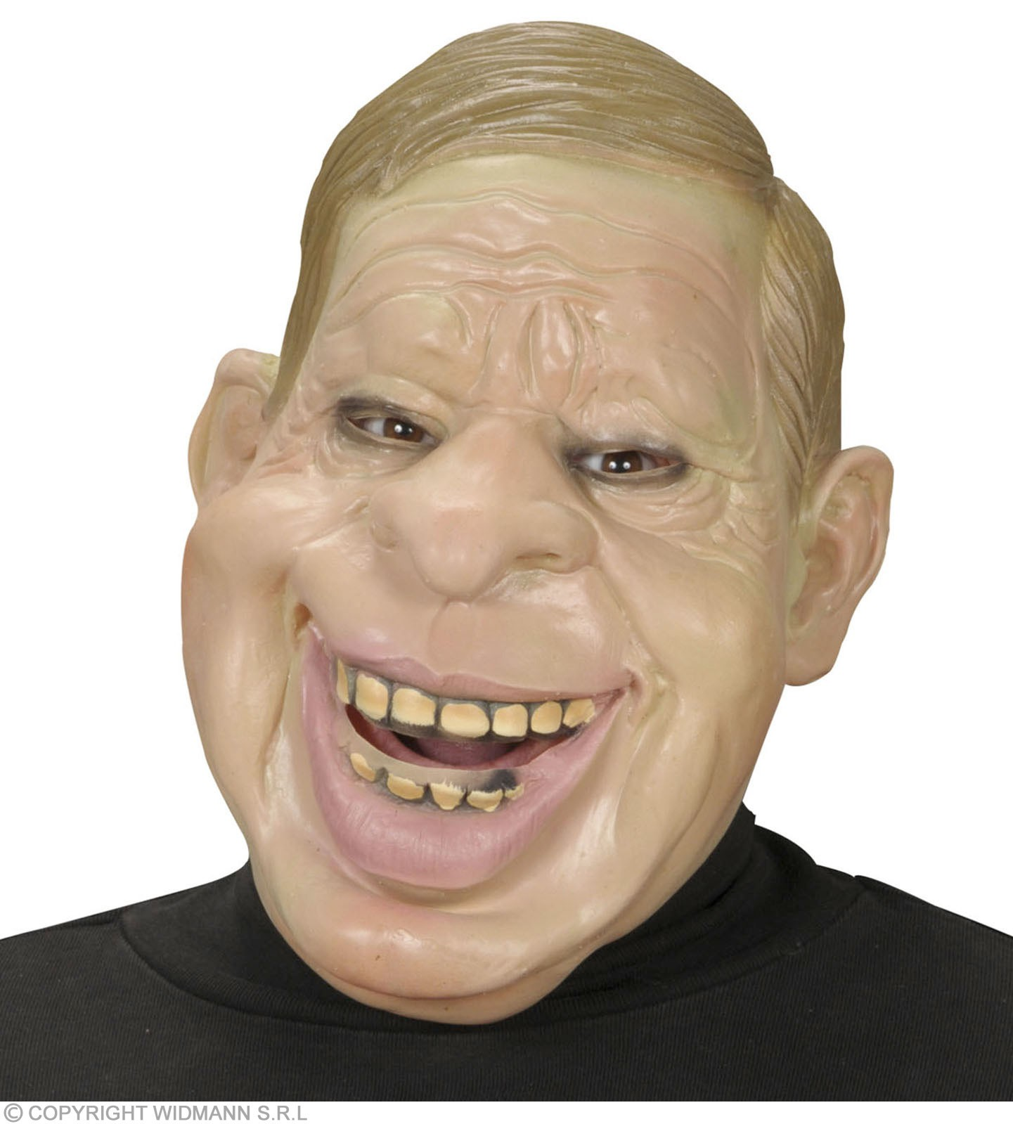 Caricature Mask - Robert - Fancy Dress