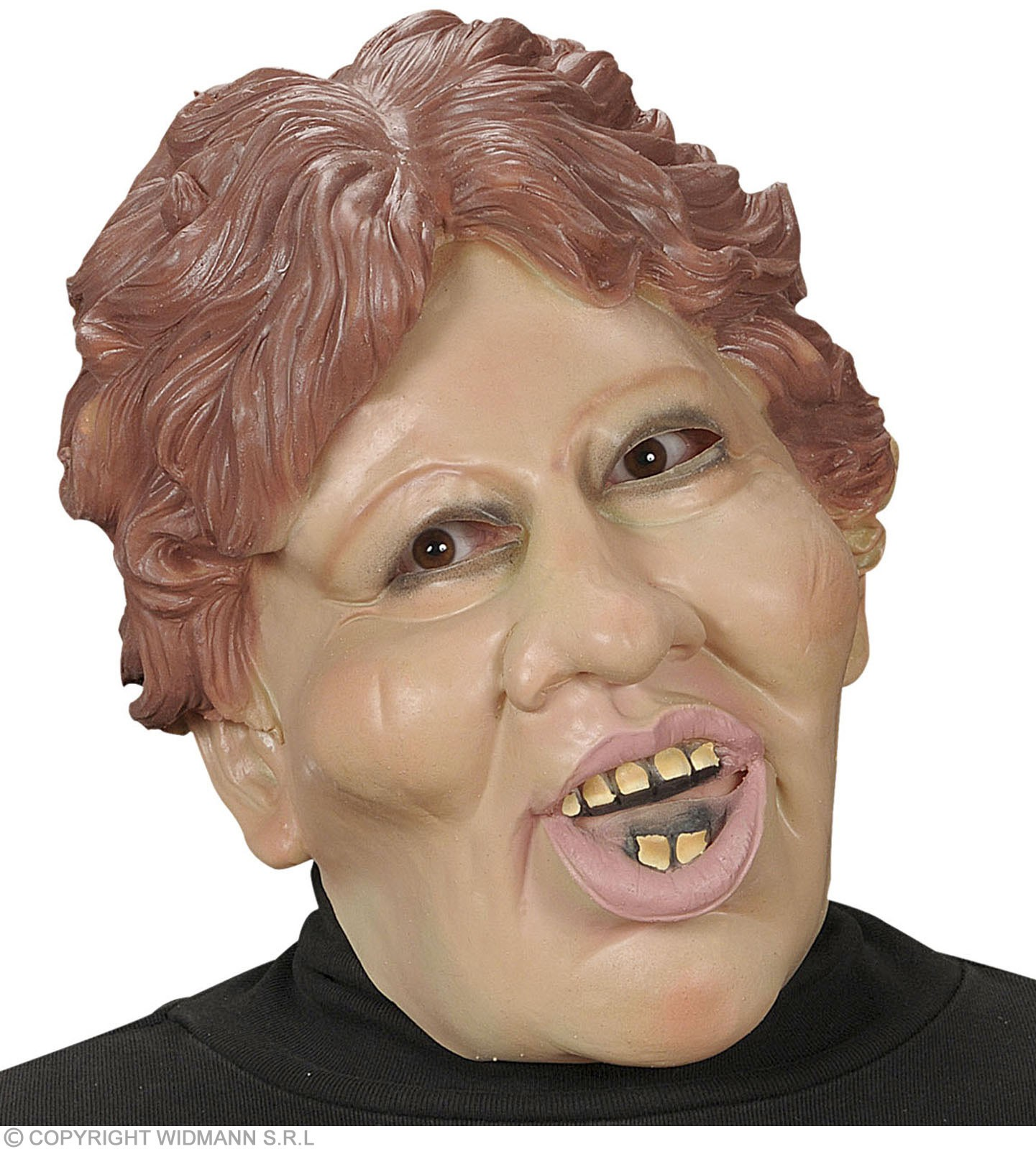 Caricature Mask - Margaret - Fancy Dress