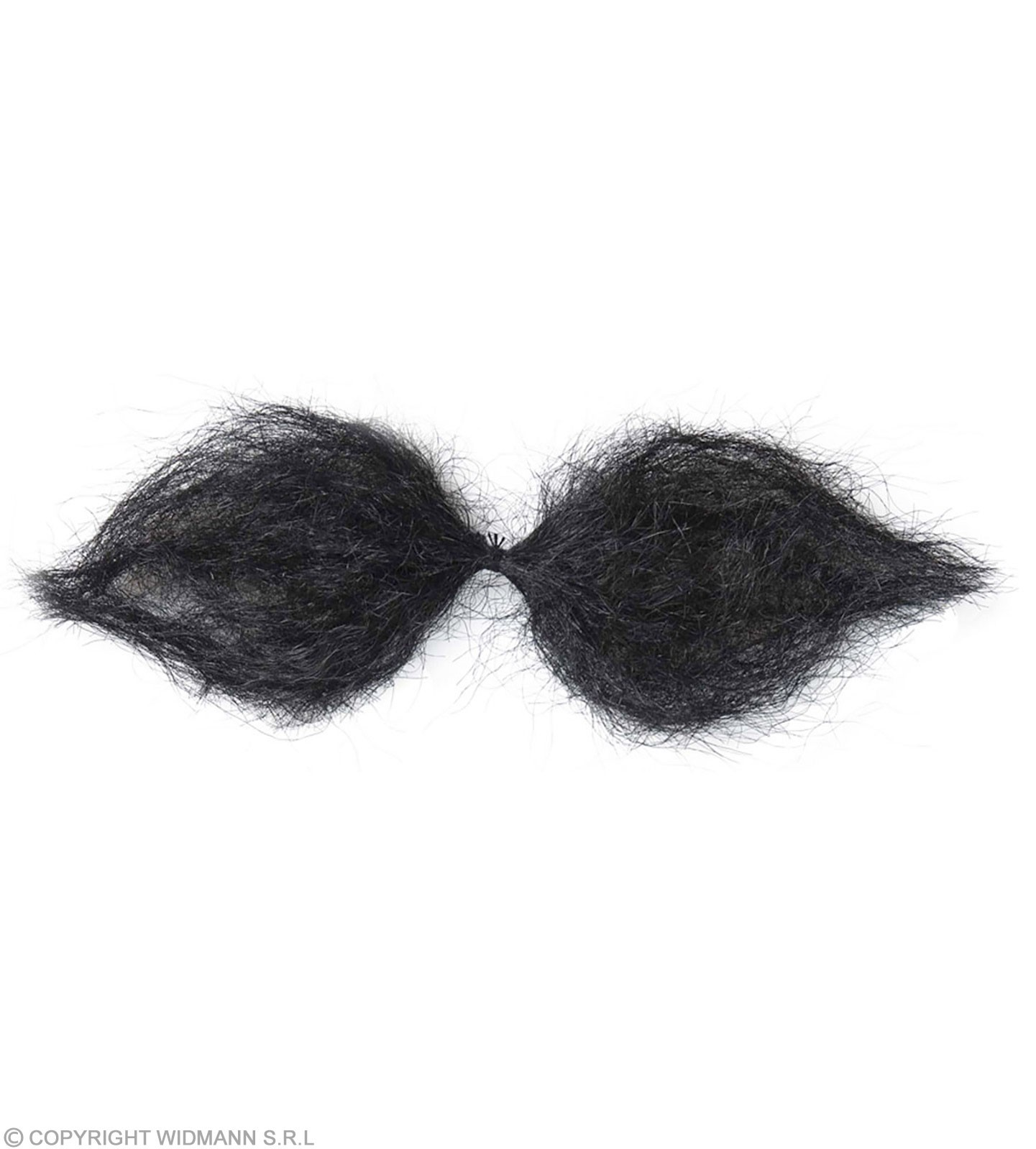 Schnauzer Moustache - Black - Fancy Dress