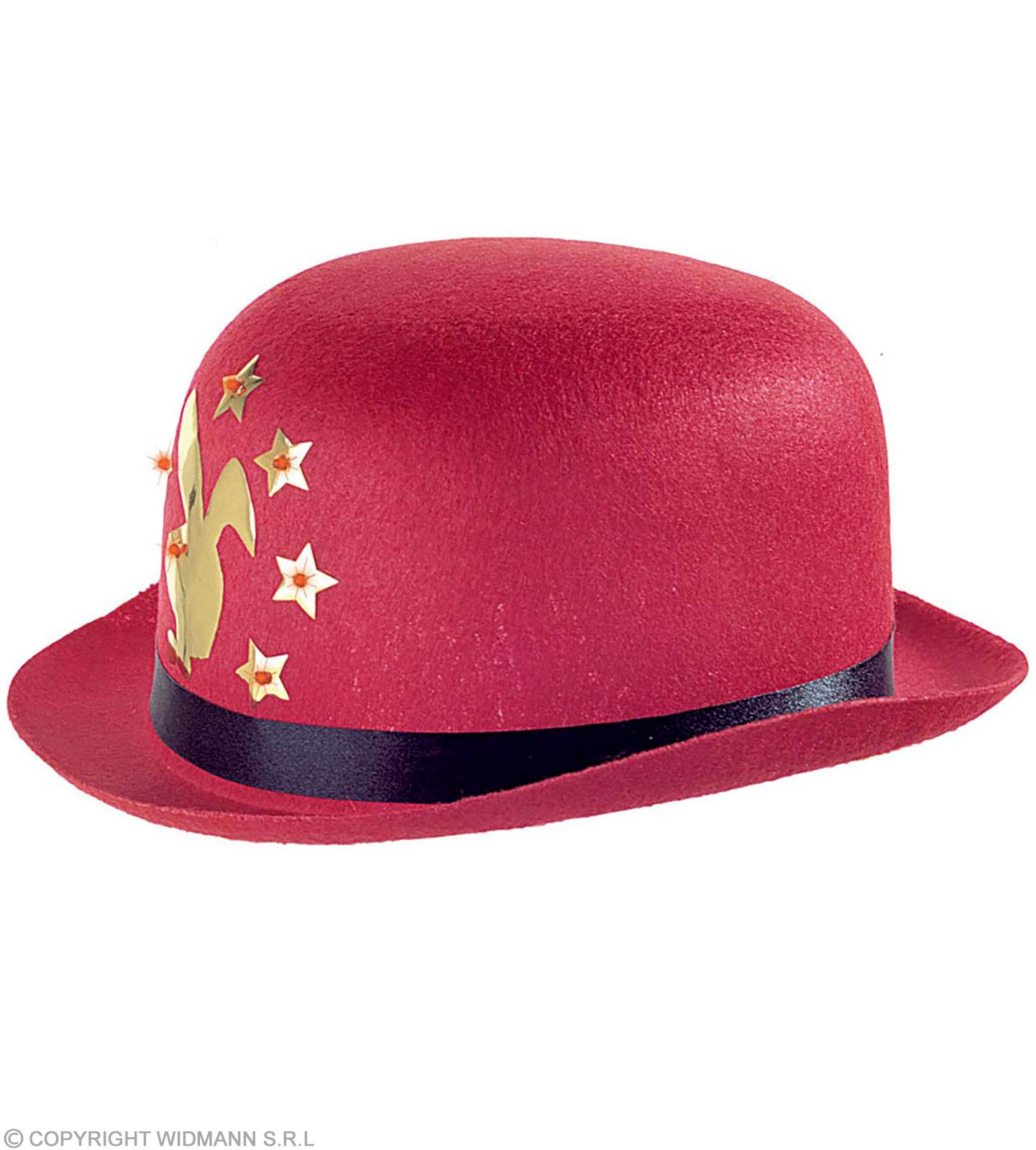Light Up Bowler Hat - Fancy Dress