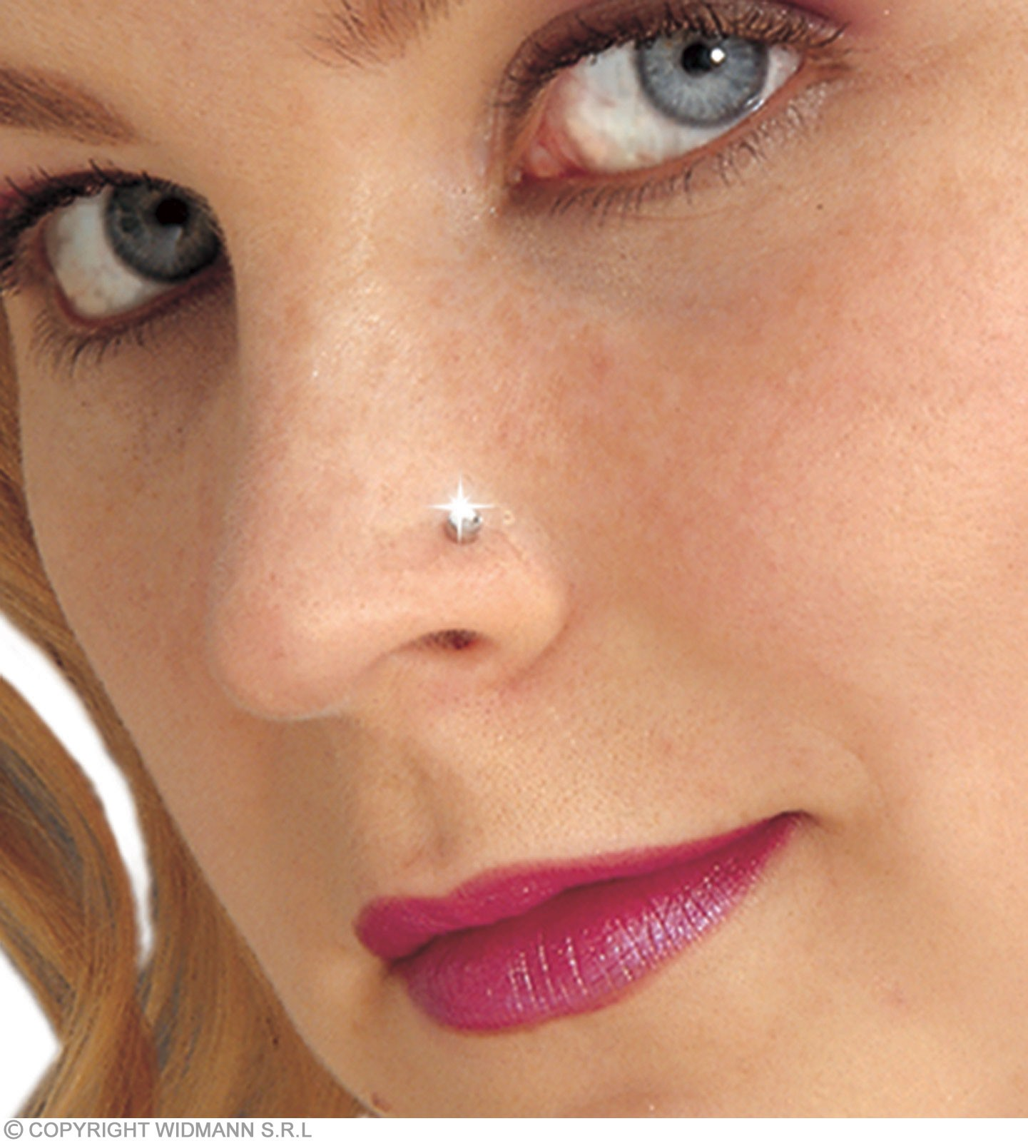 Magnetic Rhinestone Piercings - Fancy Dress