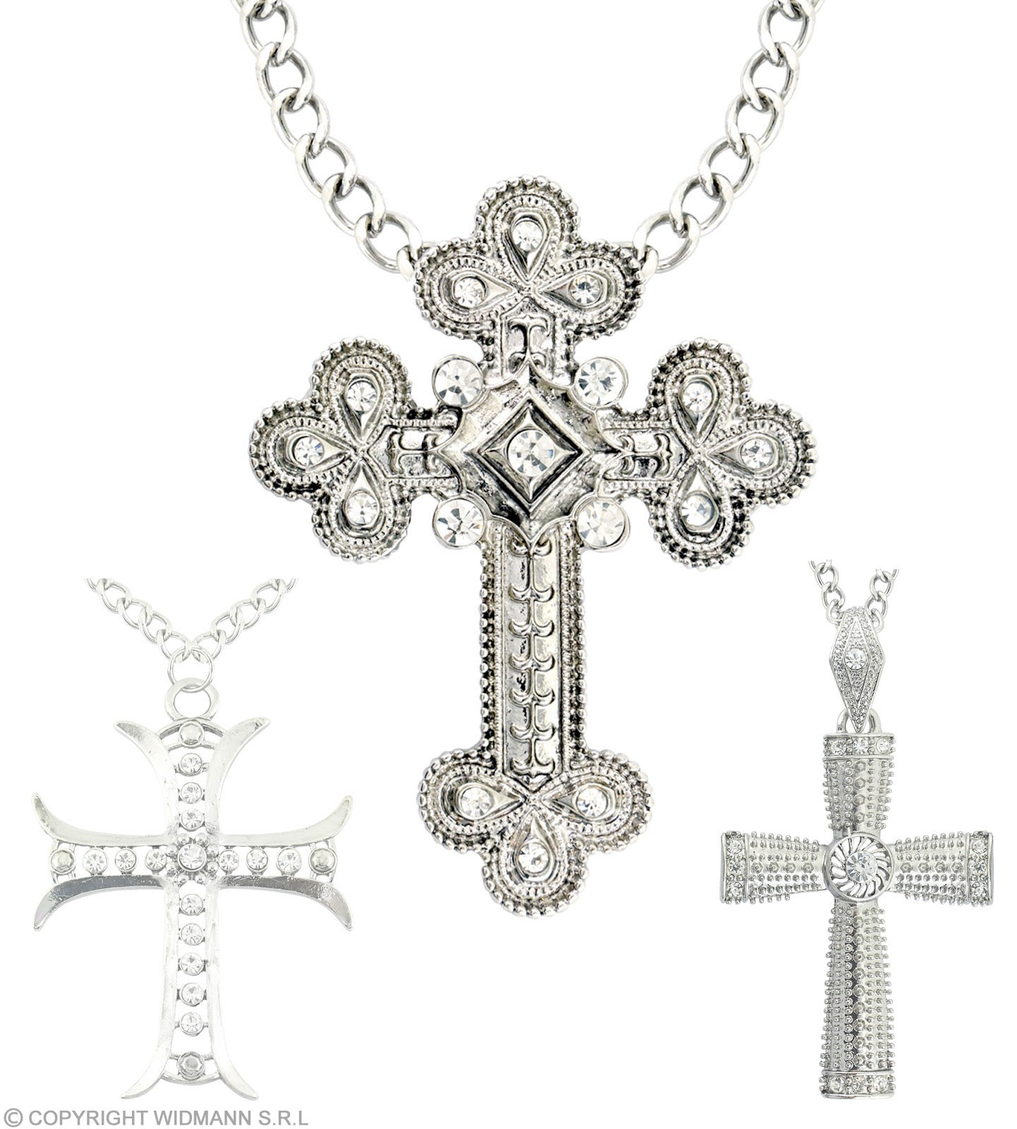 Cross Necklace - Fancy Dress