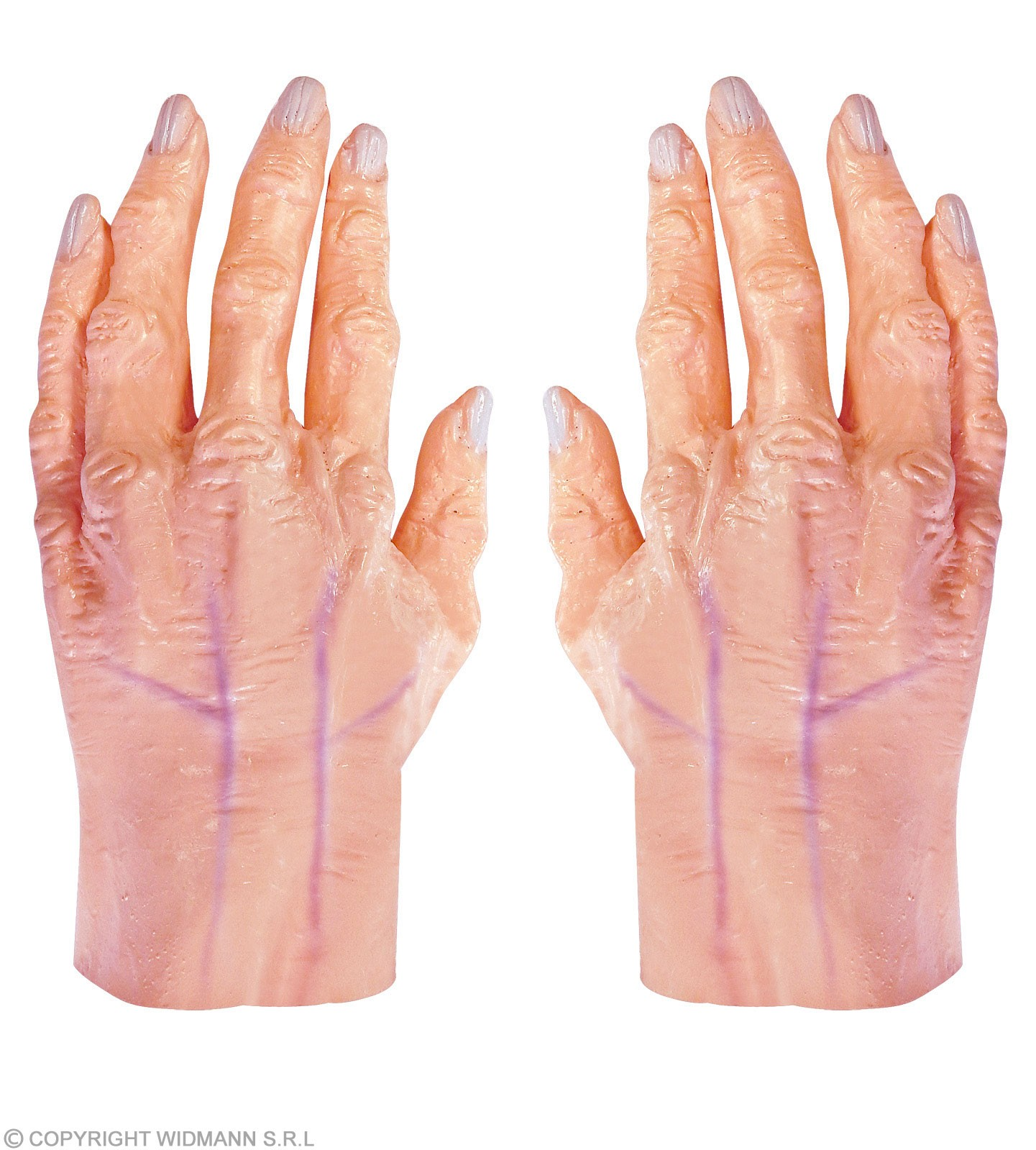 Maxi Hands Latex - Fancy Dress