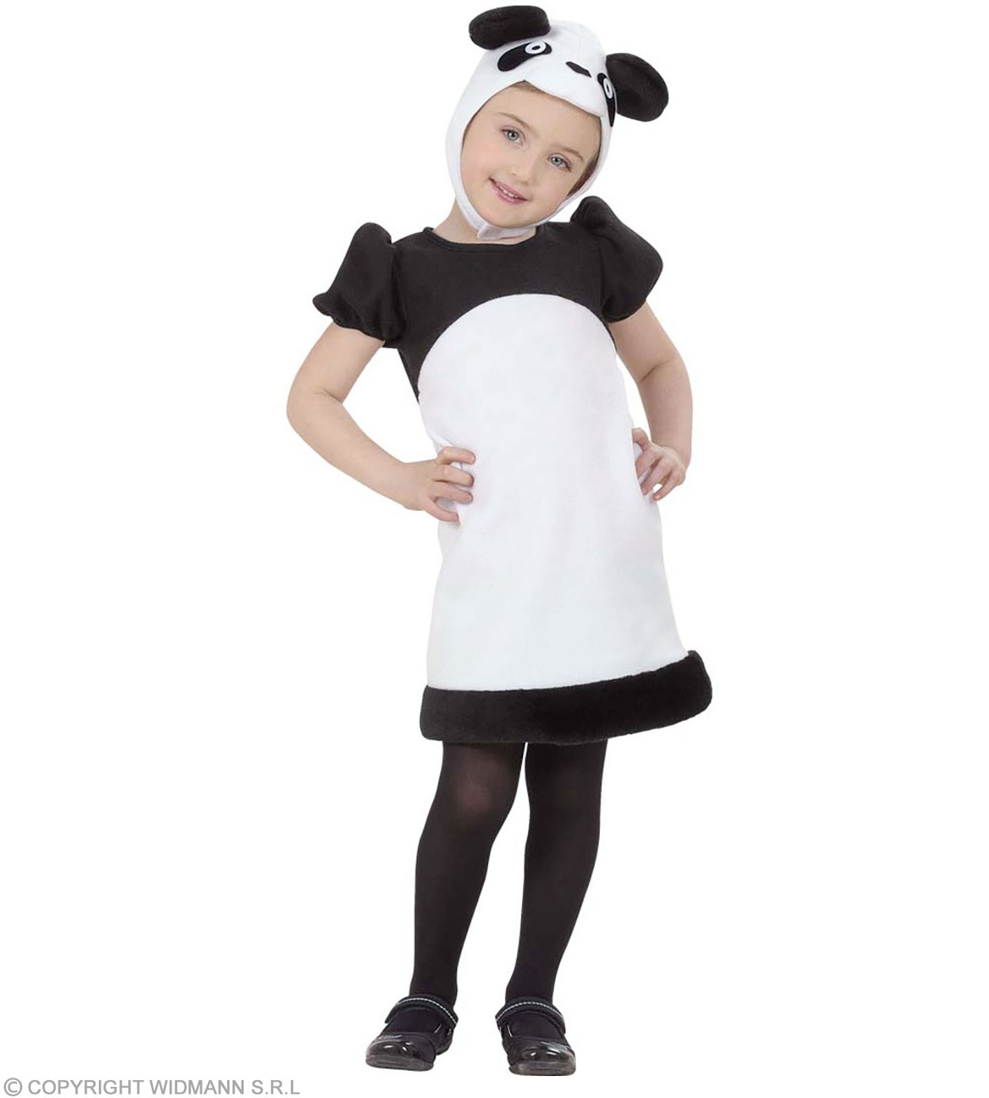 Panda Toddler Costume Fancy Dress Costume Kids Age 3-4 (Animals)