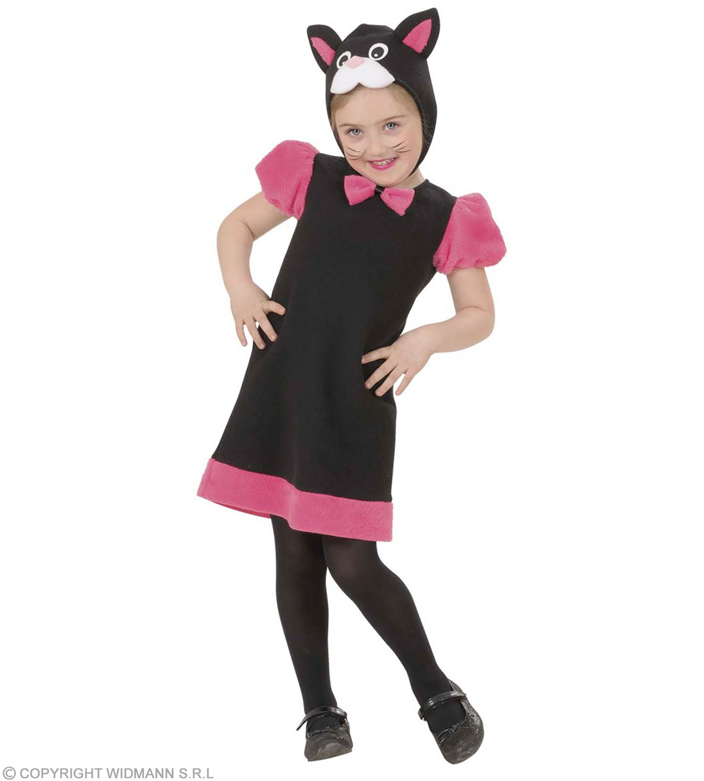 Kitty Toddler Costume Fancy Dress Costume Kids Age 3-4