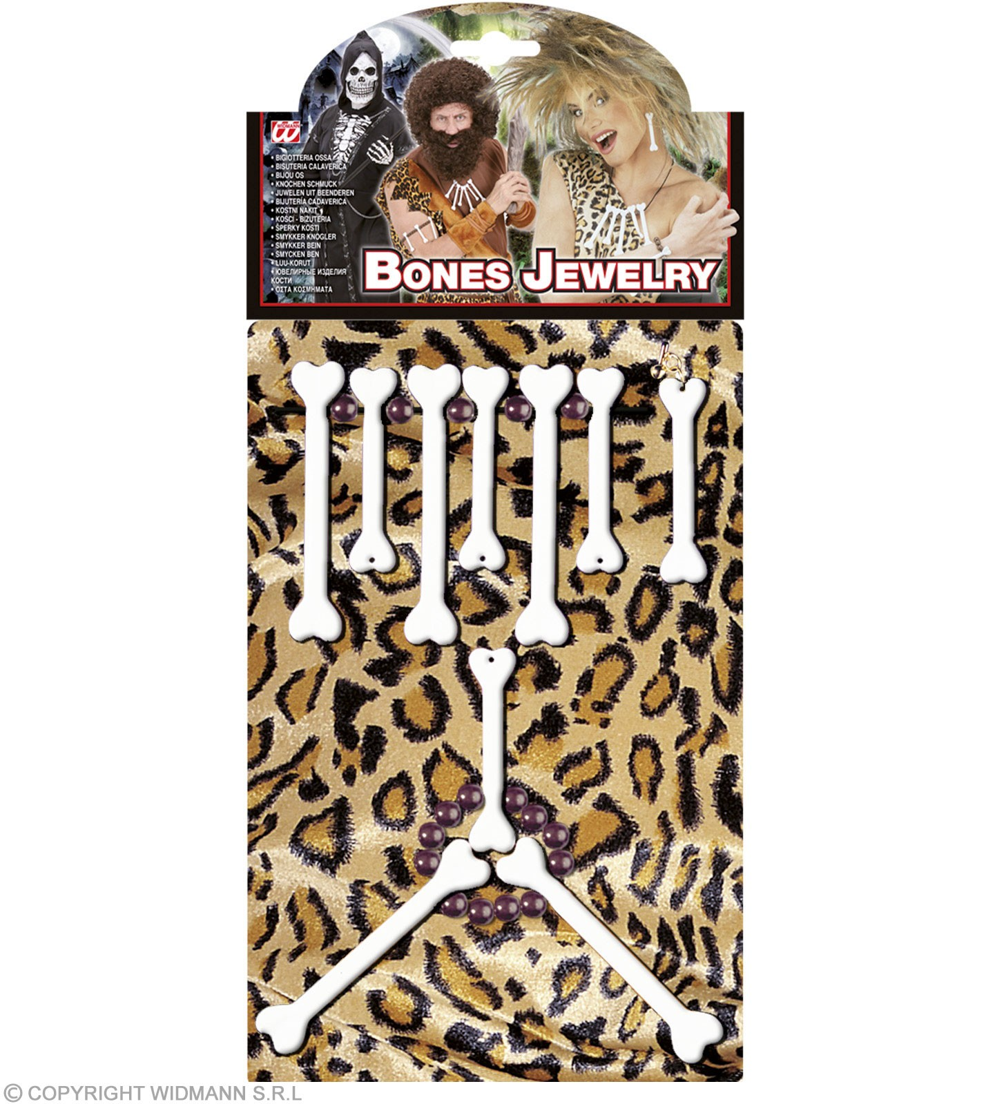 Bone Jewellery Set - Fancy Dress