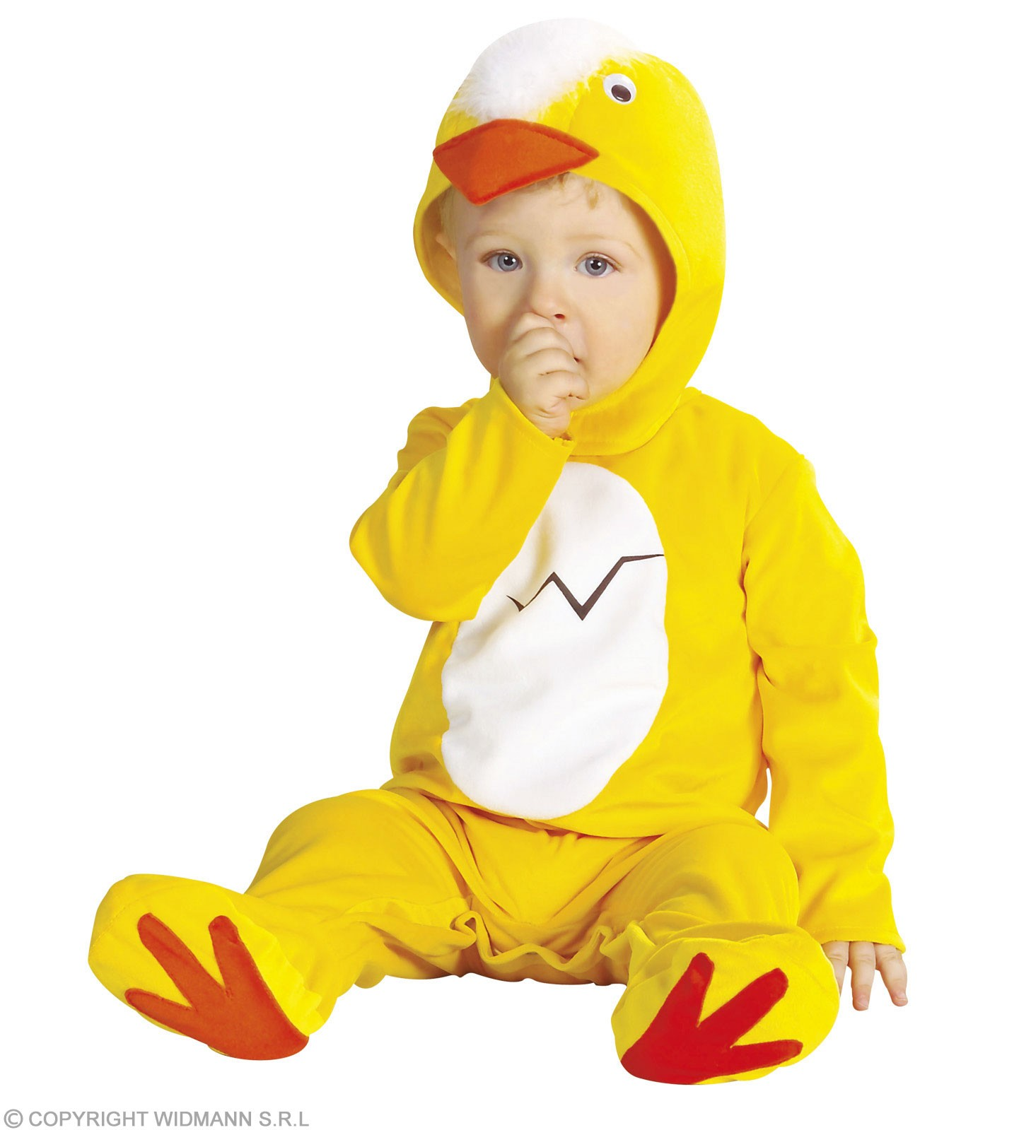 31e70886a Baby Chick Cutie Fancy Dress Costume Age 1-2 (Animals)