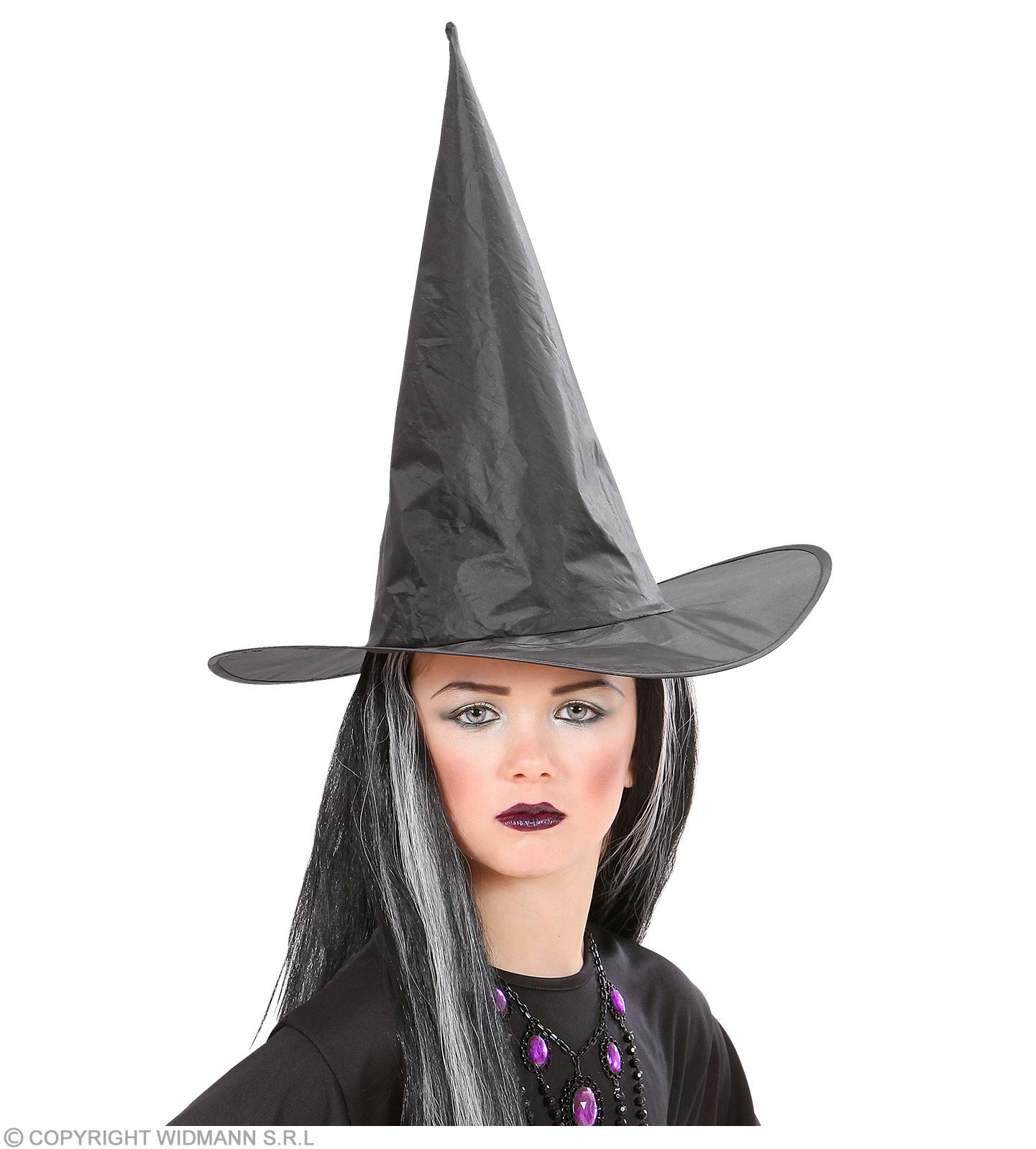 Child Size Witch Hats - Fancy Dress (Halloween)