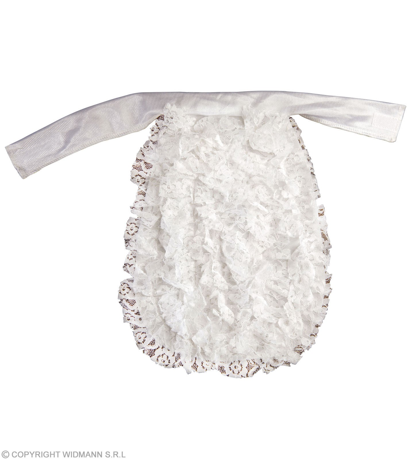 Lace Jabot - Fancy Dress