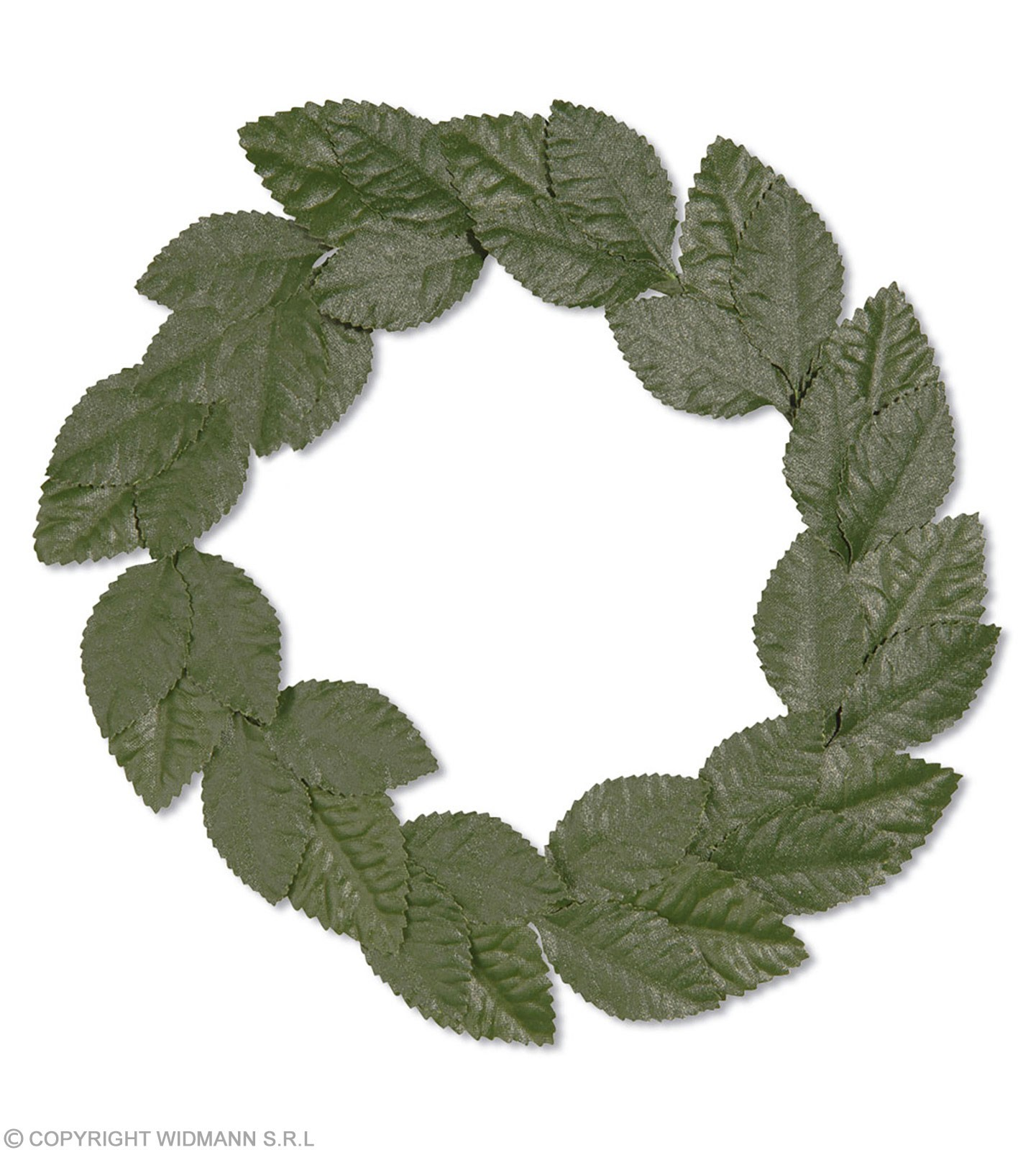Roman Laurel Headband Green - Fancy Dress (Roman)