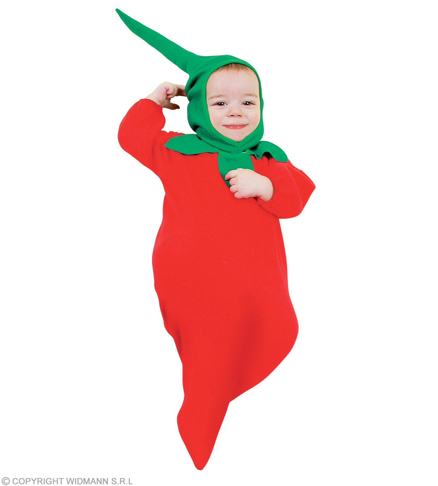 Baby Bunting Chilli Pepper Costume 0-9 Months (Food)