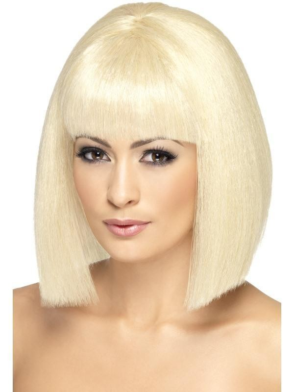 Coquette Wig - Fancy Dress  - Blonde