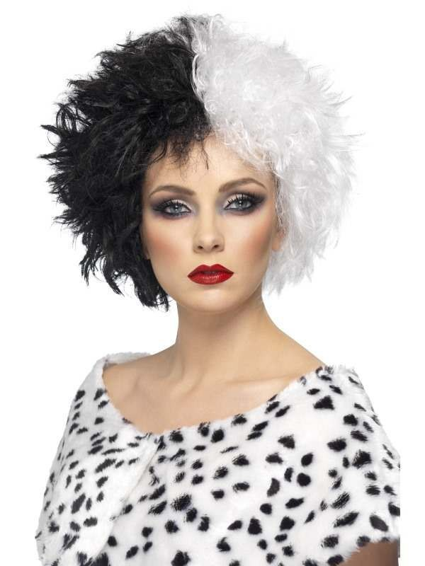 Evil Madam Wig - Fancy Dress Ladies (Halloween)