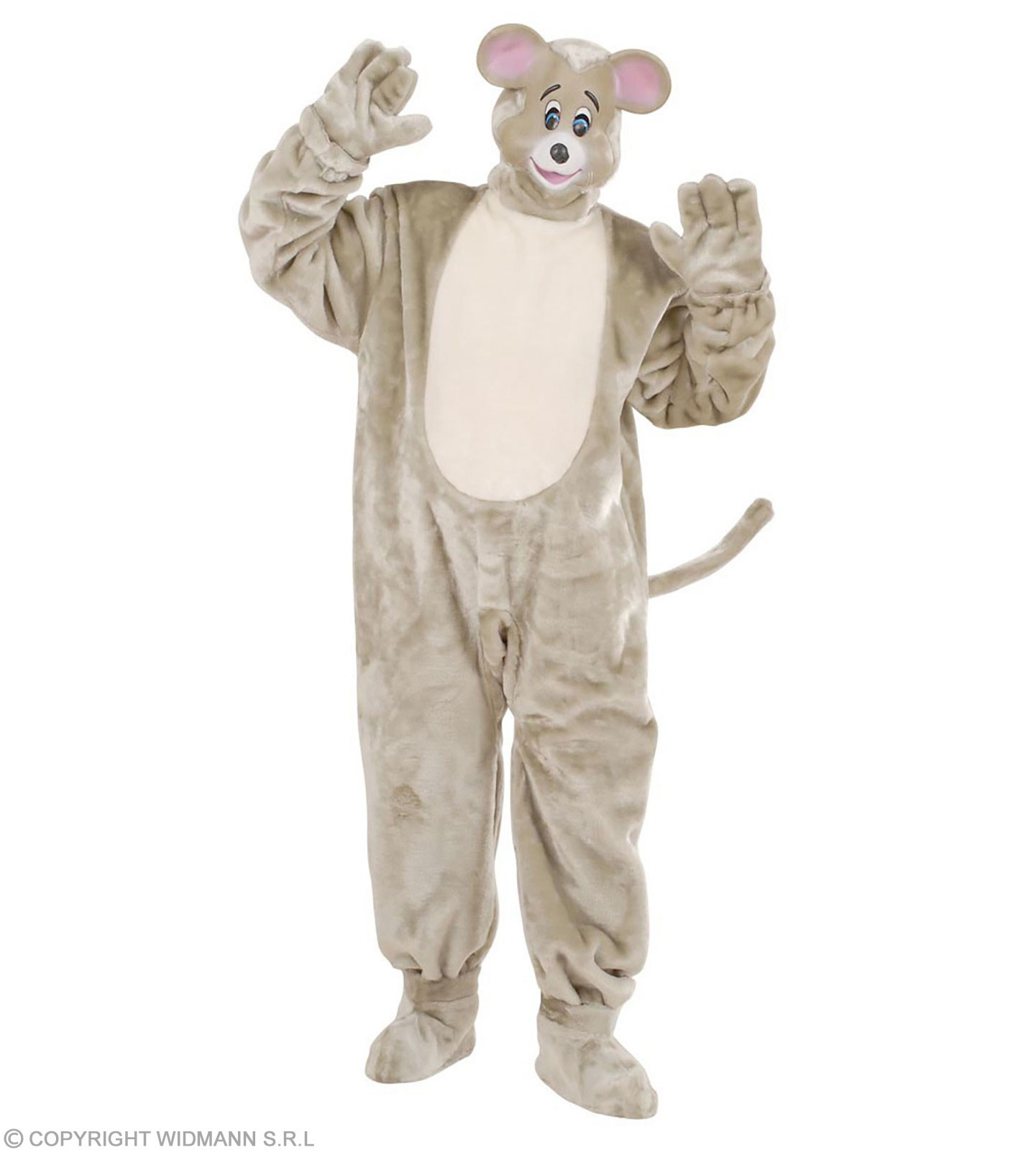 Plush Mouse Fancy Dress Costume (Animals)