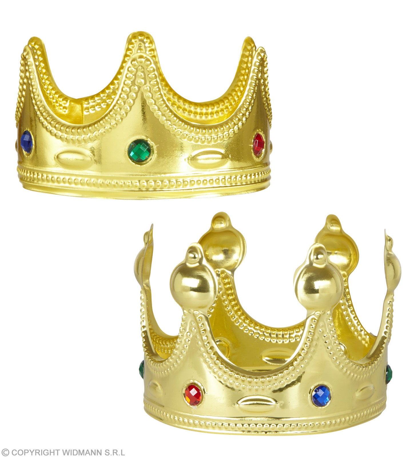 Crown With Stone - Fancy Dress