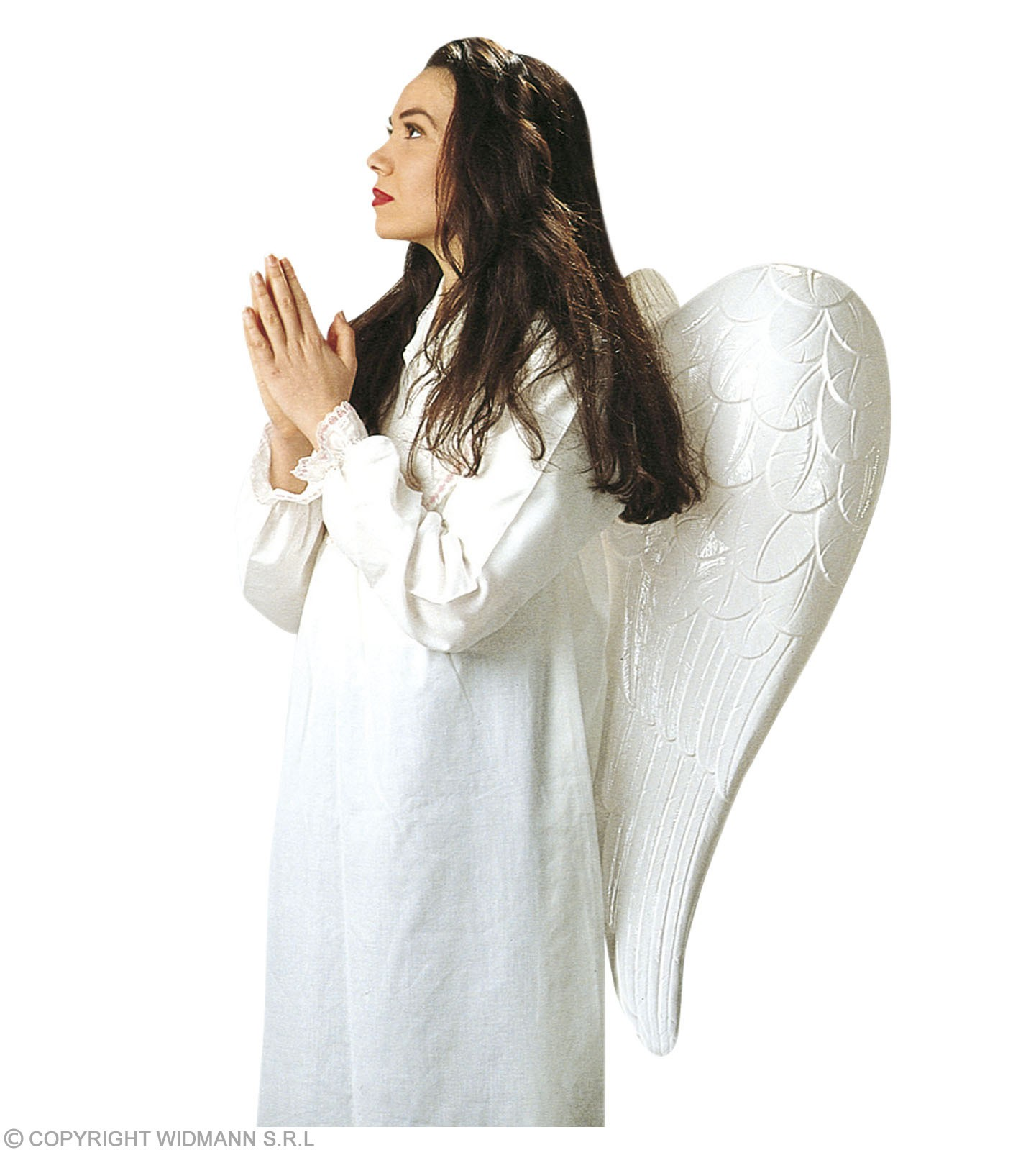 Maxi Angel Wings - Fancy Dress (Christmas)