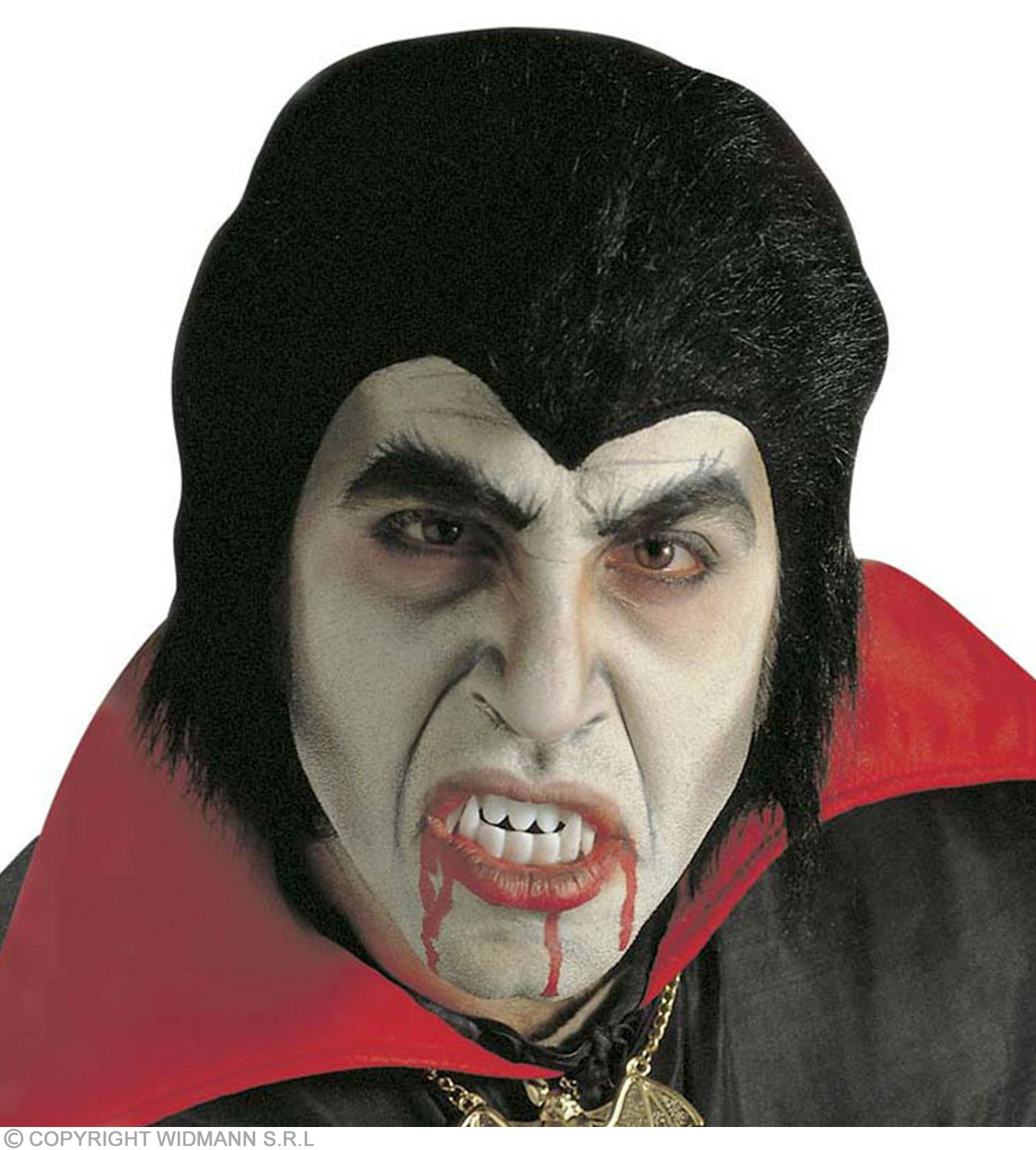 Dracula Dress Up Set - Fancy Dress (Halloween)