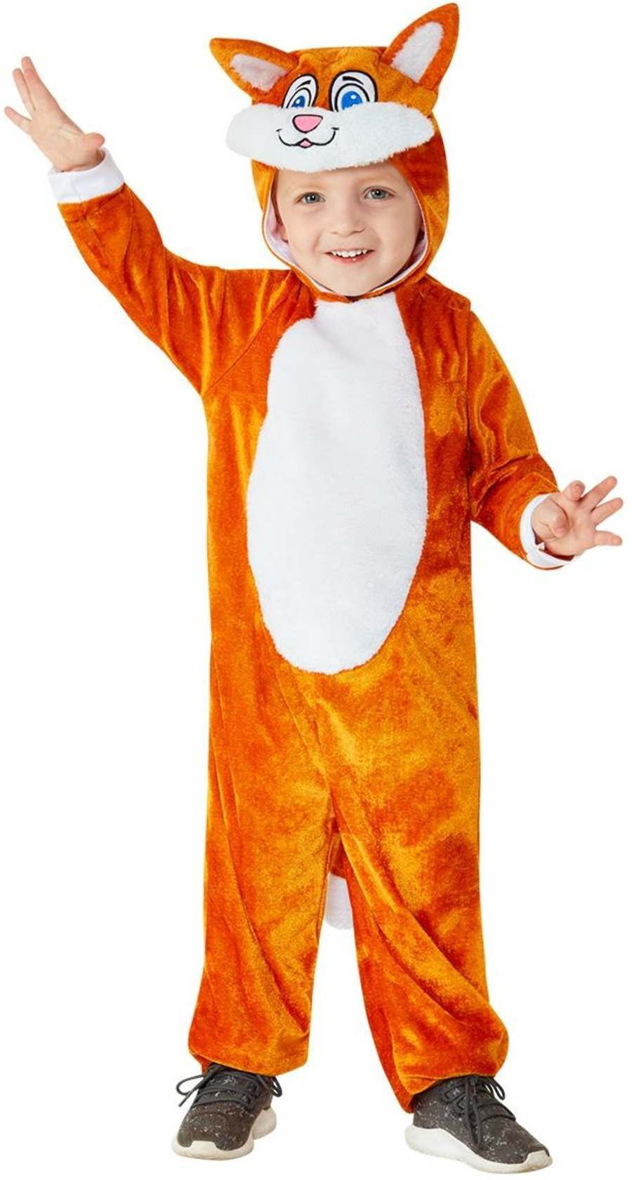 Toddler Cat Fancy Dress Costume Animals