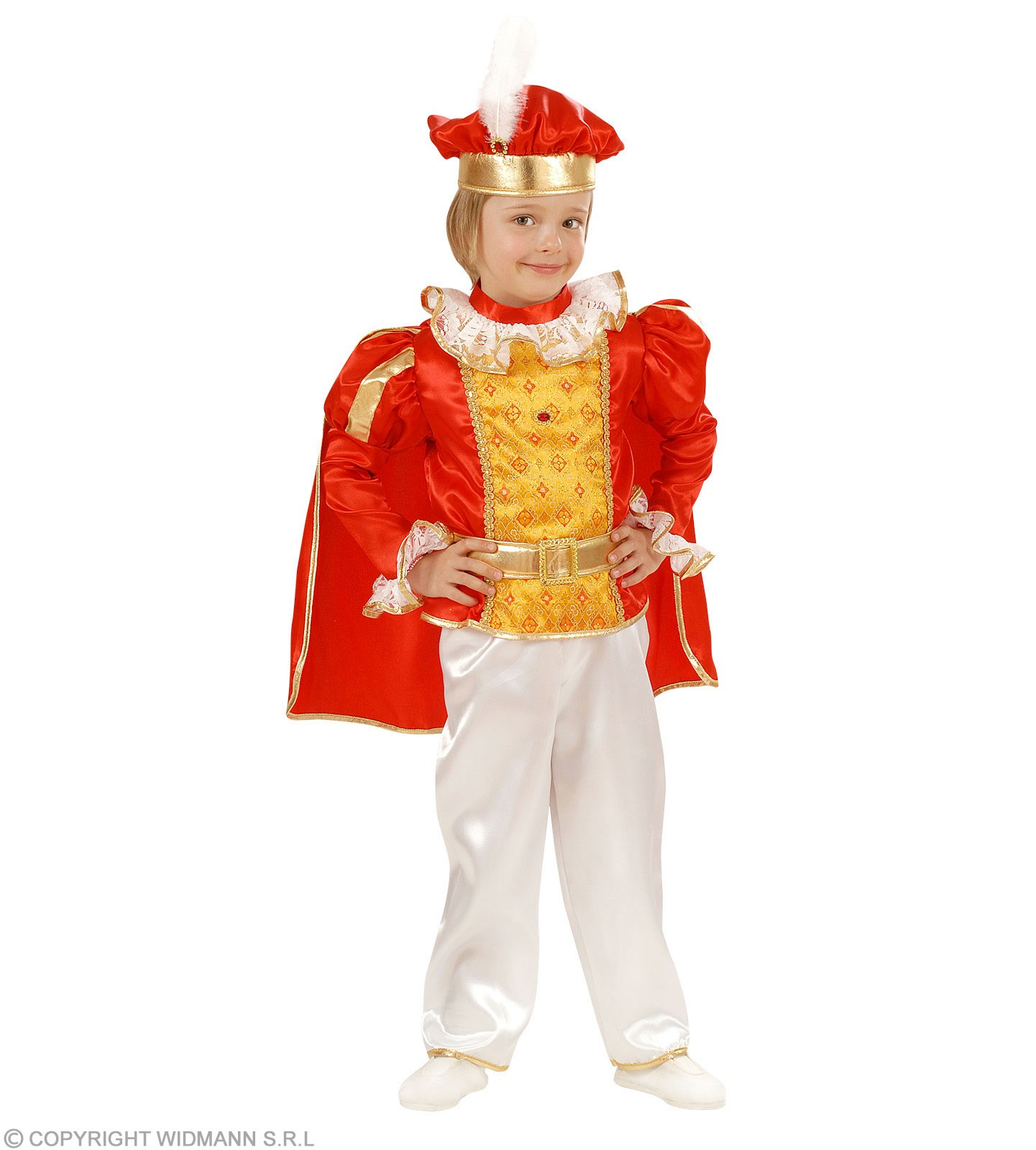 251a8ff62cb Buy Fairyland Prince Child - Fancy Dress Boys (Fairy Tales) - Largest ...