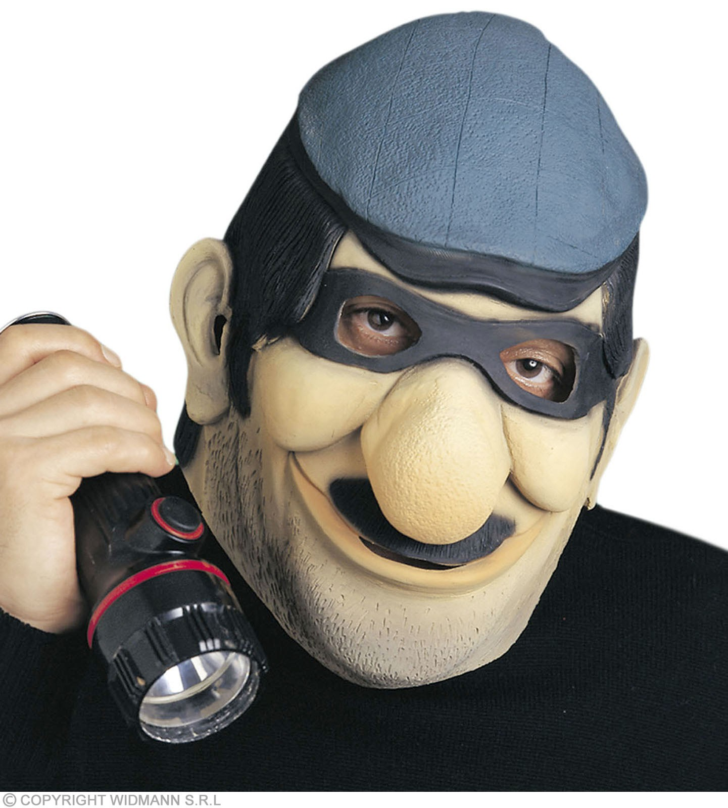Thief Mask - Fancy Dress (Cops/Robbers)