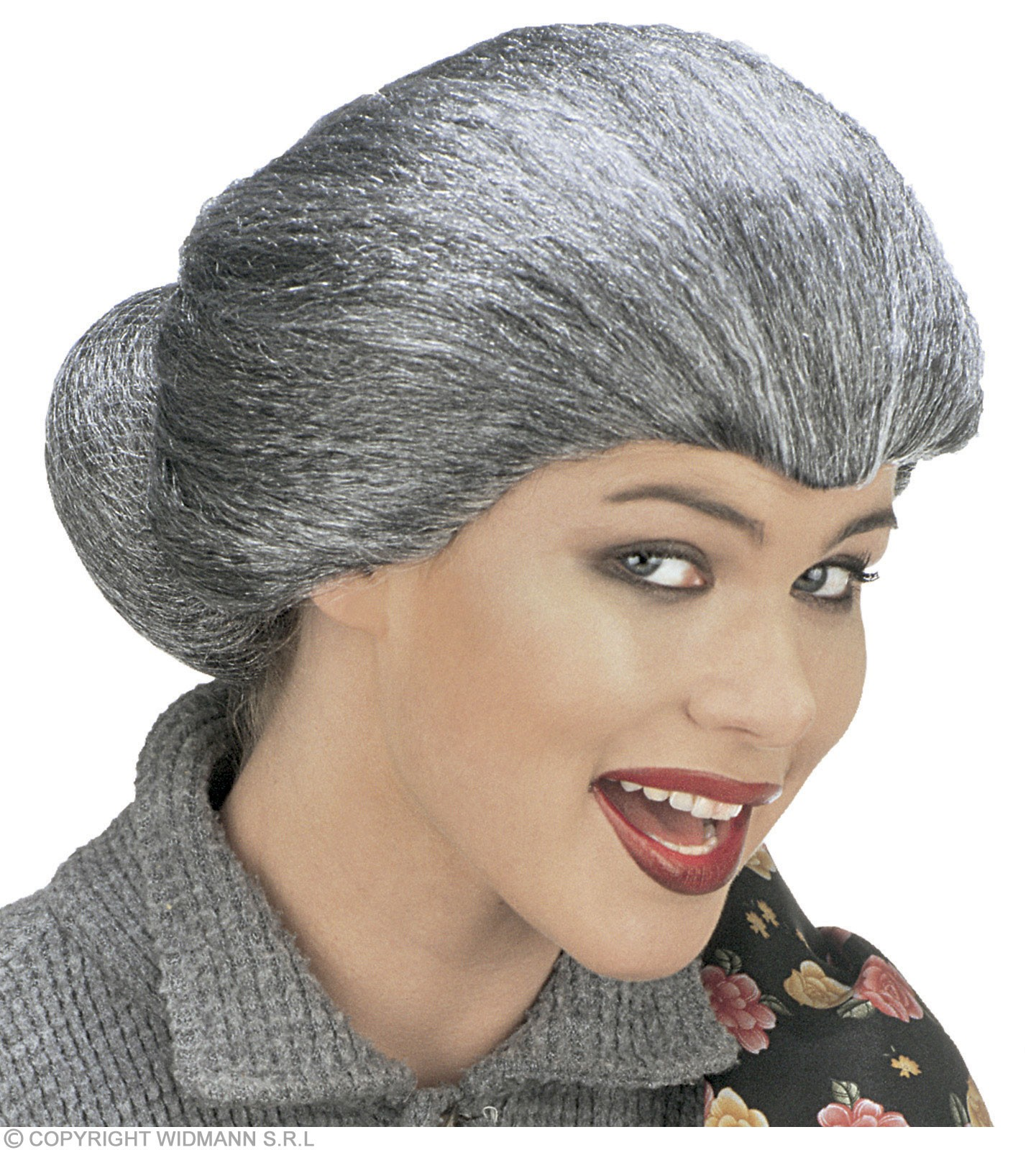 Aunt Mary Wig - Fancy Dress