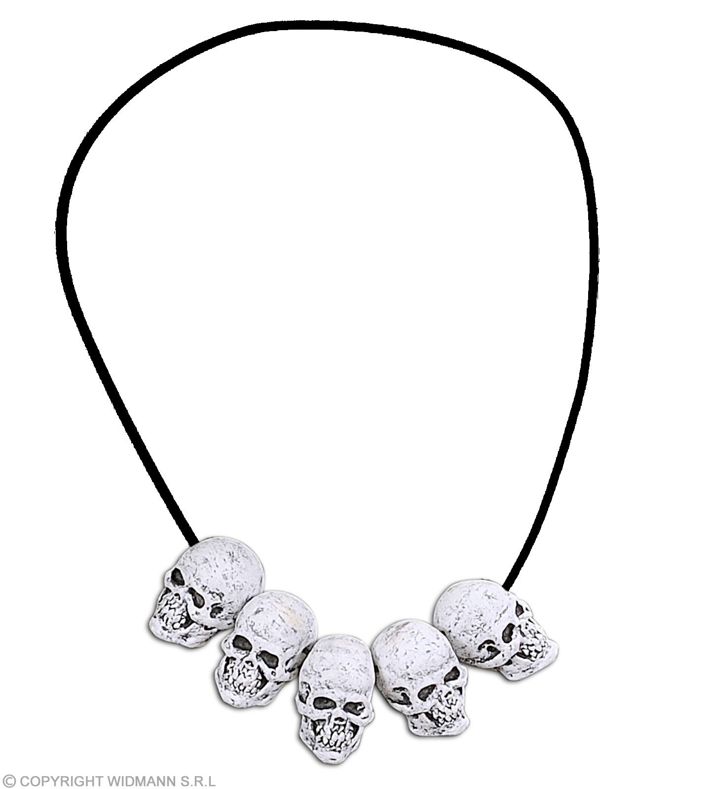 Skulls Necklaces - Fancy Dress