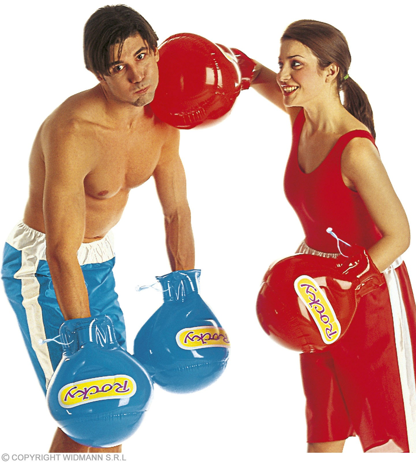 Inflatable Boxing Gloves - Fancy Dress