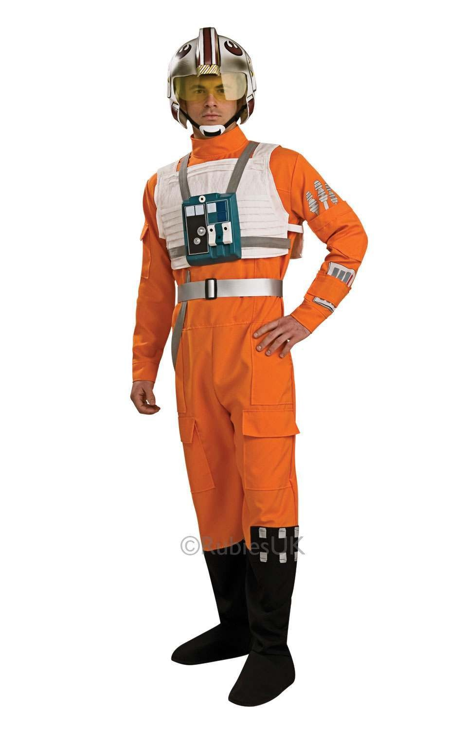X-Wing Fighter Pilot Star Wars Costume