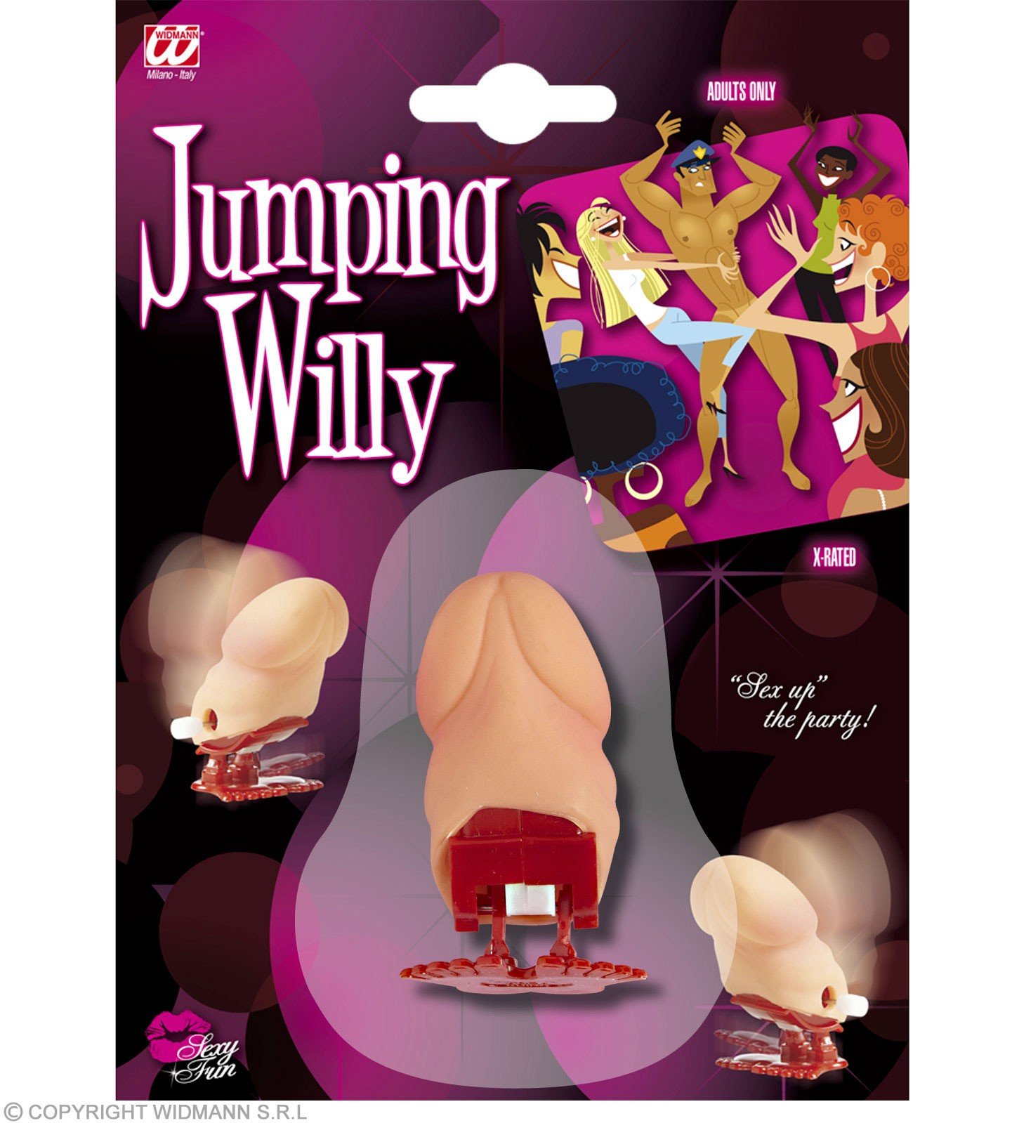 Jumping Willy Other