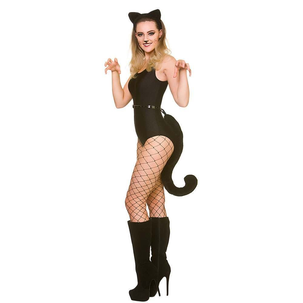 Giant Tail with Ears - Cat Adult Animal Accessories