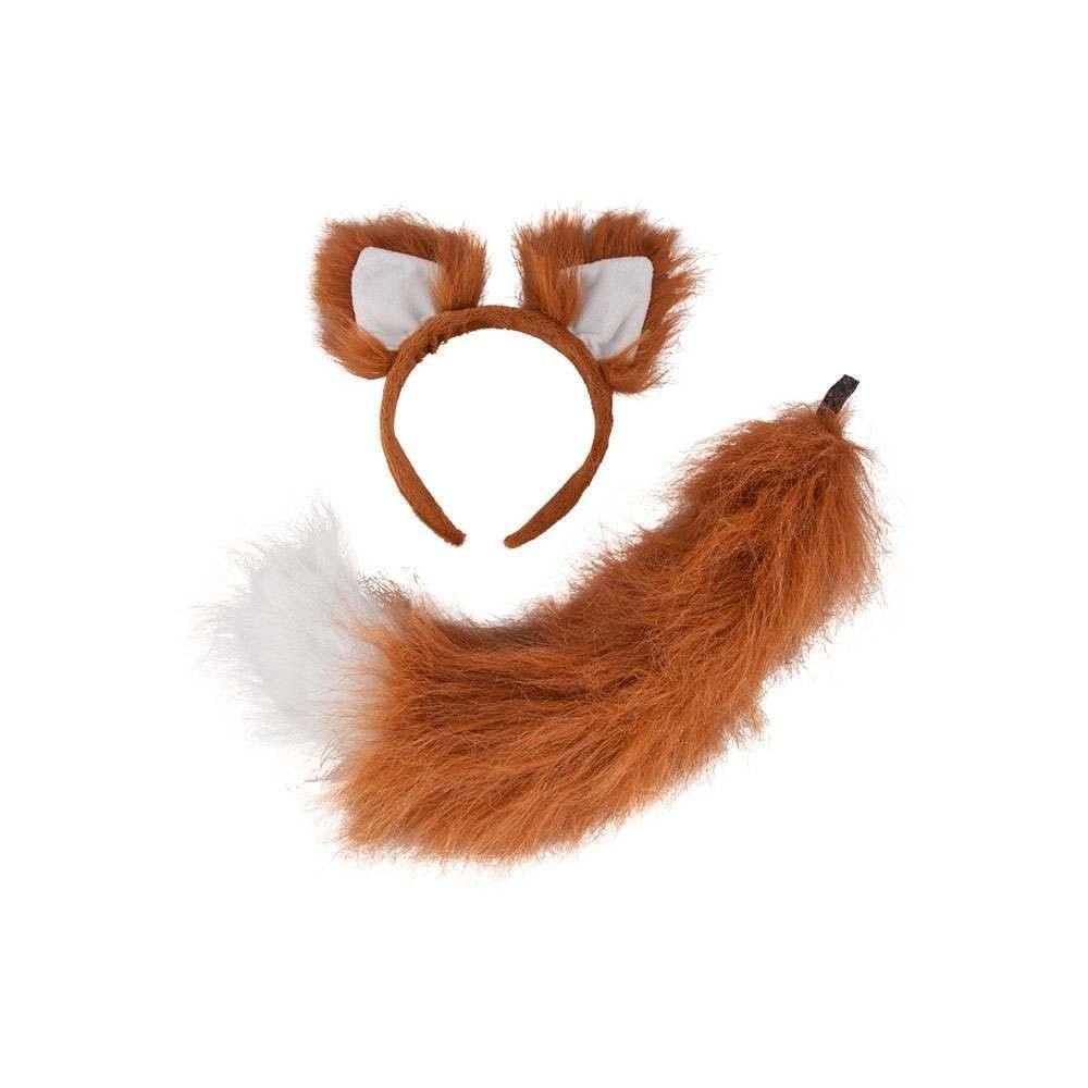 Ears & Tails - Fox Deluxe Animal Accessories