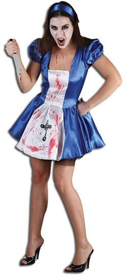 Wicked Alice Fancy Dress Costume