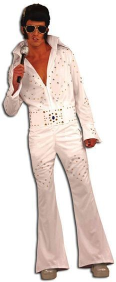 Vegas Superstar Fancy Dress Costume