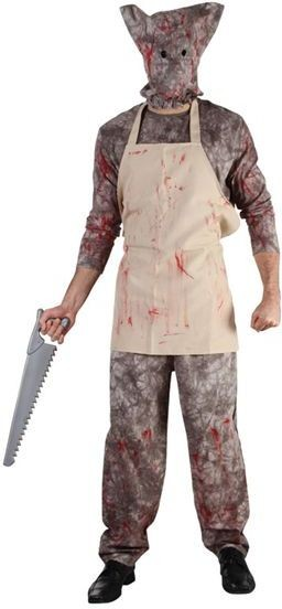 Slayer Fancy Dress Costume